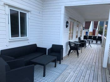 apartment central balcony family single room double room furnished